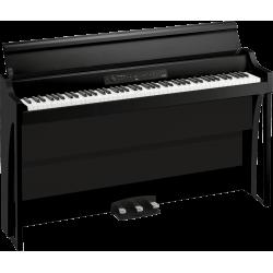 pianos numeriques meubles korg G1B air
