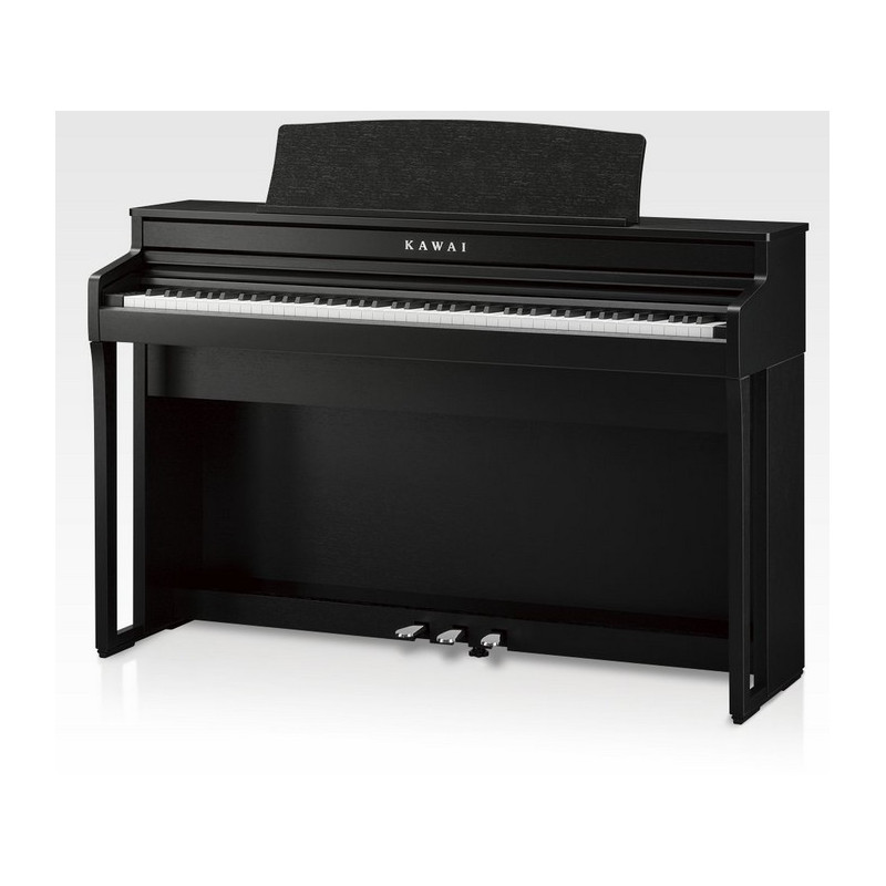 PIANO NUMERIQUE KAWAI CA 49 B noir mat