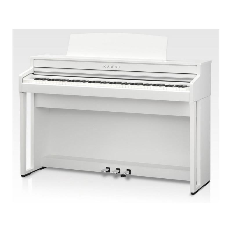 PIANO NUMERIQUE KAWAI CA 49 W blanc mat