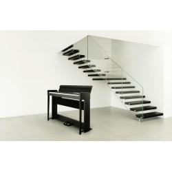 pianos numeriques meubles korg C1 air BK