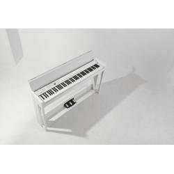 pianos numeriques meubles korg C1 air WH