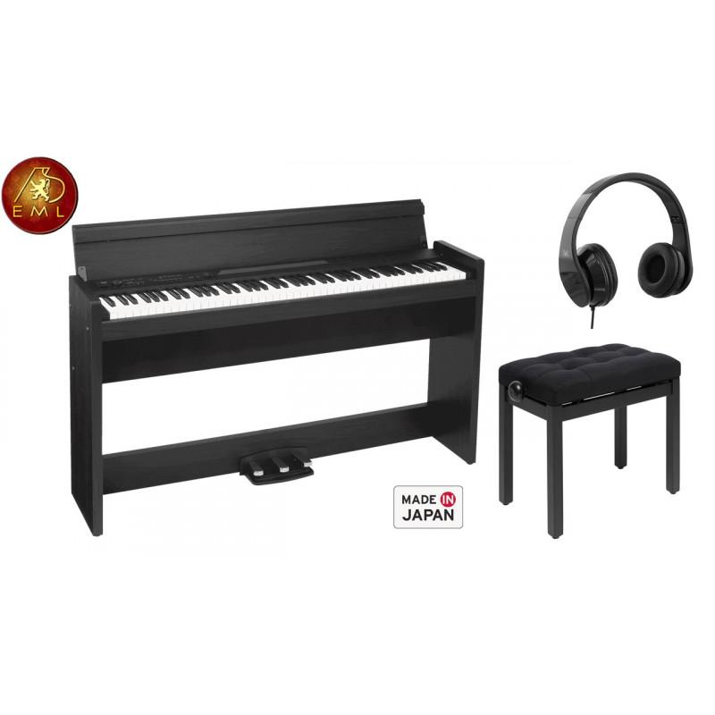 PACK PIANO KORG LP-380  RWBK