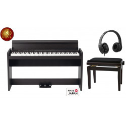 PACK PIANO KORG LP-380 WD