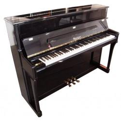 Piano Droit GAVEAU Concorde by Schimmel  114cm Noir Poli