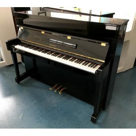Piano Droit KAWAI CX-5H 114cm Noir brillant