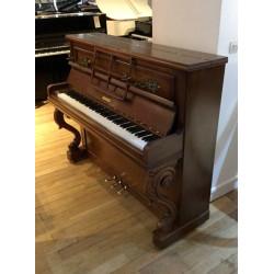 Piano Droit RAMEAU Antibes 122cm Noyer satiné