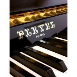 Piano Droit PLEYEL Esprit 115 Noir brillant