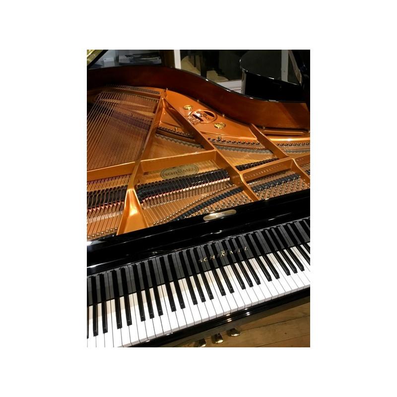 Piano à queue SCHIMMEL 174 T Noir Brillant