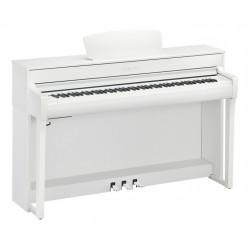 Piano numérique YAMAHA CLAVINOVA CLP-635 WH