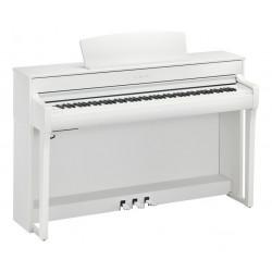 Piano numérique YAMAHA CLAVINOVA CLP-745 WH