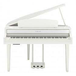 Piano numérique YAMAHA CLP-765GPWH Blanc Brillant