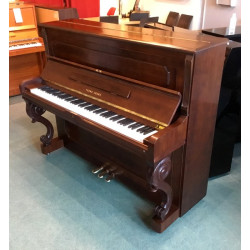 Piano Droit YOUNG-CHANG U-121 Noyer satiné