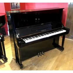 Piano Droit YAMAHA U3S noir brillant 131cm (avec pédale tonale)