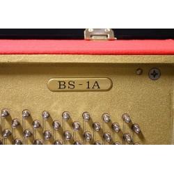 Piano Droit KAWAI BS-1A 122cm Noir brillant