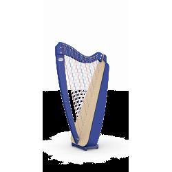Harpe ODYSSEY by camac harps 27 cordes sans leviers