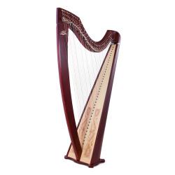 Harpe CAMAC, modèle ISOLDE Classique