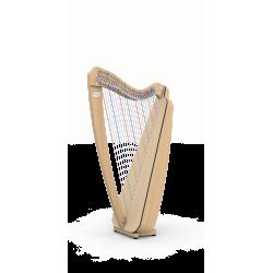 Harpe ODYSSEY by camac harps 27 cordes avec leviers