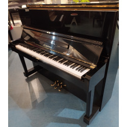 Piano droit Eterna by Yamaha noir brillant