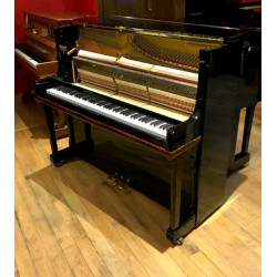 PIANO DROIT WILH.STEINBERG Amadeus 122 Noir Brillant