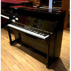 PIANO DROIT OCCASION C.BECHSTEIN Classic 118 Noir Poli