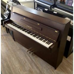 Piano droit occasion YAMAHA C 108 Acajou Satiné