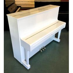 Piano droit YAMAHA U1 Blanc brillant