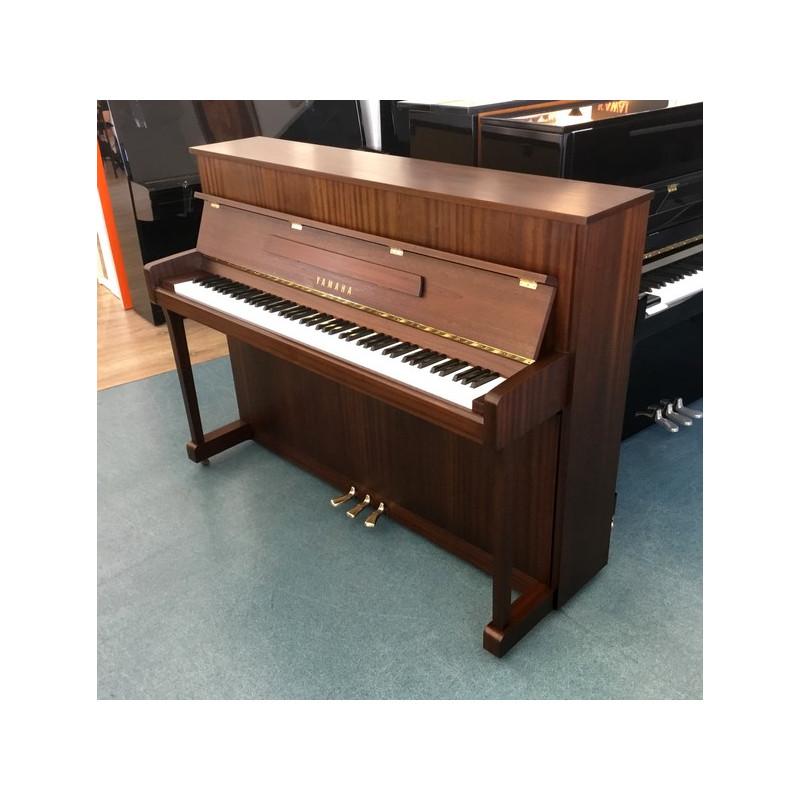 Piano droit YAMAHA M 110 N Acajou satine