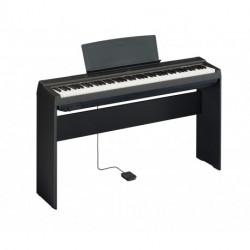 PIANO YAMAHA P 45 B MEUBLE avec L 85B Noir Mat