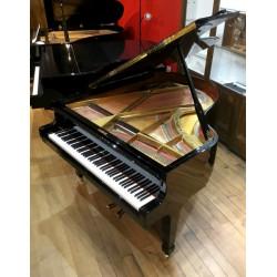 PIANO A QUEUE W HOFFMANN H173 LANGLAU Noir brillant