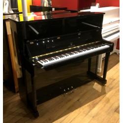 PIANO DROIT OCCASION SEILER 126 Noir Brillant