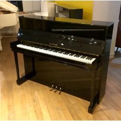 Piano Droit SEILER 112 Classique Noir Brillant