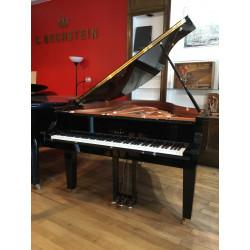 PIANO A QUEUE OCCASION YAMAHA C2X 173cm Noir brillant
