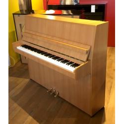 copy of Piano Droit PETROF P 118 Moderne Noir Mat