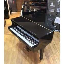 PIANO A QUEUE WILH.STEINBERG P 165 Noir Brillant