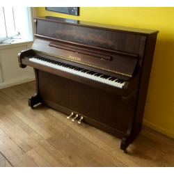 Piano droit PLEYEL 122 Matignon Acajou satiné