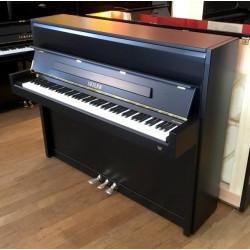 PIANO DROIT SEILER 116 MODERN  Noir Mat