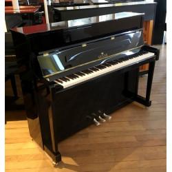 PIANO DROIT SEILER 116 Ritmo Noir Brillant