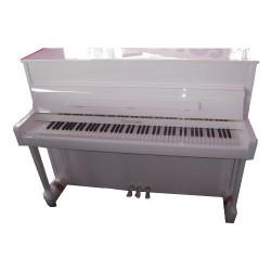 PIANO DROIT ZIMMERMANN Z3-116 Blanc Brillant
