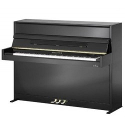 PIANO DROIT BECHSTEIN ACADEMY A112 Noir Brillant