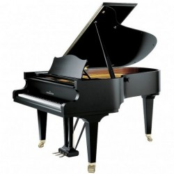 PIANO A QUEUE C.BECHSTEIN M/P 192 NOIR BRILLANT