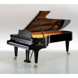 PIANO A QUEUE C.BECHSTEIN D-282 Noir Brillant
