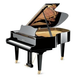 PIANO A QUEUE GOTRIAN-STEINWEG CABINET 192 cm Noir Brillant