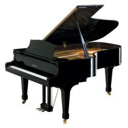 PIANO A QUEUE KAWAI RX 6 Noir Brillant 2m12