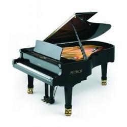 PIANO A QUEUE PETROF P-210 PASAT Noir Brillant