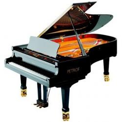 PIANO A QUEUE PETROF P-237 Monsoon Noir Brillant