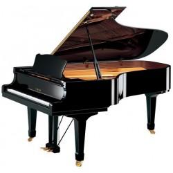 PIANO A QUEUE YAMAHA C7 227cm Noir Brillant