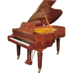 PIANO A QUEUE SEILER 186 MAESTRO Noir Brillant