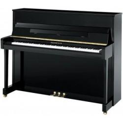 PIANO DROIT BECHSTEIN ACADEMY A3 1m16 Blanc Brillant