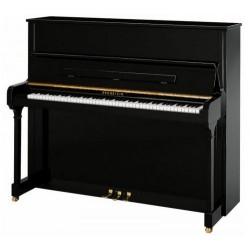 PIANO DROIT BECHSTEIN ACADEMY A1 1m24 Noir Brillant