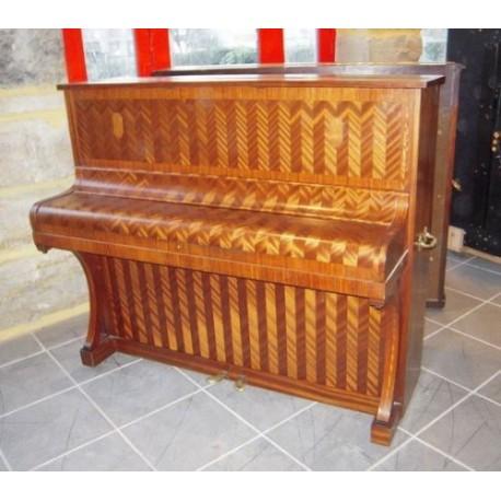 PIANO DROIT GAVEAU modèle E 125 cm